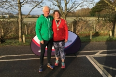 WSPH C25K succesful runner completes course