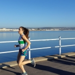 Jess out on her own weymouth 10