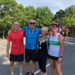 Couch to 5k completeing Park Run