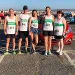 Road Runners start of Weymouth 10